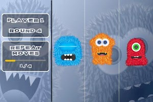Screenshot of Little Cute Monsters