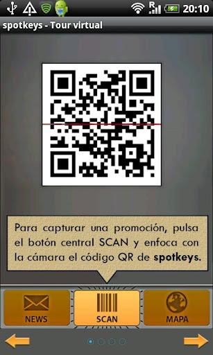spotkeys