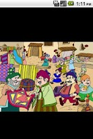 Screenshot of قصص الأطفال المصورة