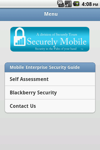 Securely Mobile