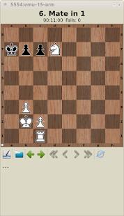 تاکتیک های شطرنج و استراتژی apk screenshot