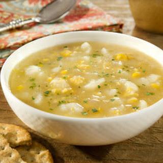Southwestern Corn Chowder Recipes