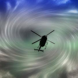 Turbulence. by Dave  Horne - Digital Art Things