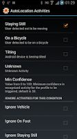 Screenshot of AutoLocation