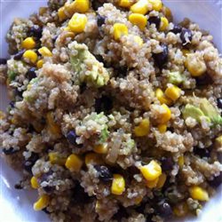 Cilantro Lime Quinoa Recipe | Yummly