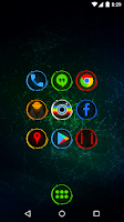 Screenshot of Aeon - Icon Pack