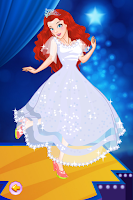 Screenshot of Princess Dress Up