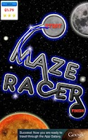 Screenshot of Maze Racer