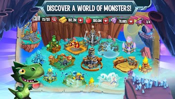Screenshot of Monster Legends