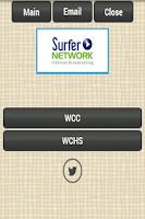 Screenshot of 91.1 WEDM