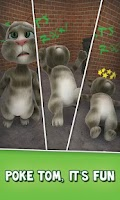 Screenshot of Talking Tom Cat