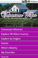 Screenshot of Tennessee Wine Country