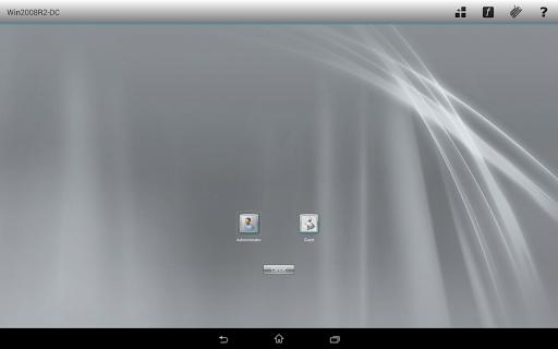 VmwPAD - screenshot