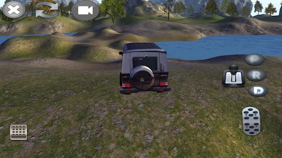 4×4 mountain offroad apk screenshot