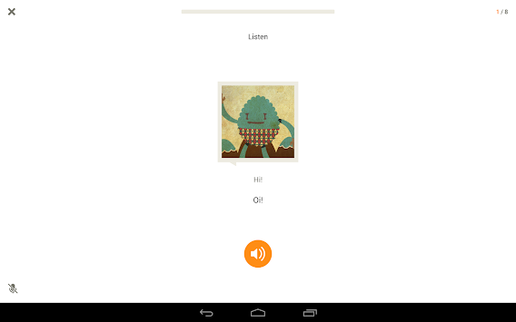 Learn Portuguese With Babbel APK screenshot thumbnail 6