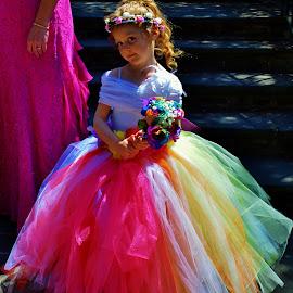 Little Princess Flower Girl by Rhonda Rossi - Wedding Other (  )