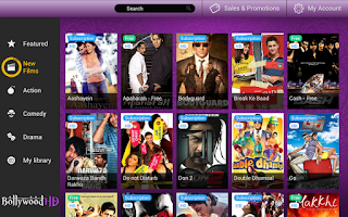 Screenshot of Bollywood Channel