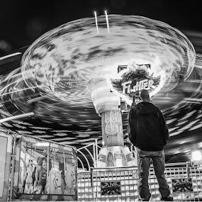by Paul Haines - City,  Street & Park  Amusement Parks (  )