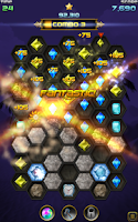 Screenshot of Crystal Storm