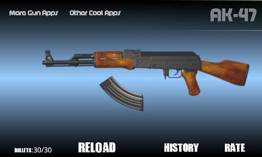 無料娱乐AppのAK-47自動小銃|記事Game