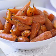 Honey-glazed Roast Carrots