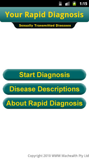 Your Rapid Diagnosis STD