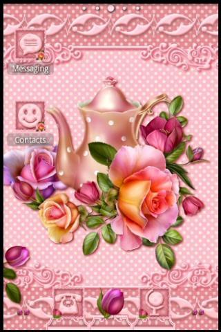 ADWTheme玫瑰花茶