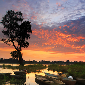 by Muhammad  Firdaus - Landscapes Sunsets & Sunrises