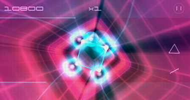 Screenshot of DubSlider: Warped Dubstep