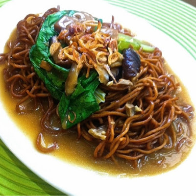 Yee Mee with Campbell Soup