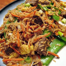 Steak & Shiitake Fried Rice