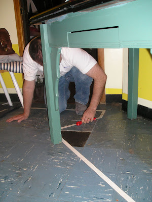 How To Remove 1930s Linoleum Glue From 1900s Wood Floors