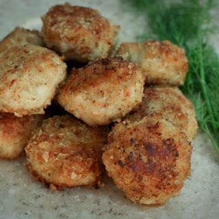 Chicken and Pork Katleti (Russian meat patties- Котлеты)