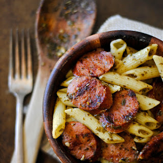 Penne Pasta With Kielbasa Sausage Recipes