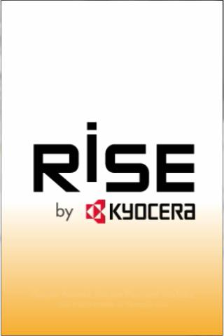 Sprint Rise by Kyocera