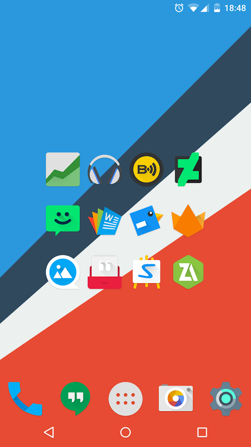 Iride UI - Icon Pack Screenshot 6