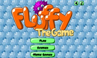 Screenshot of Fluffy: The Game