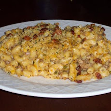 Bacon Jalapeno Cheeseburger Mac
