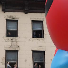 Kool-Aid Balloon by VAM Photography - Public Holidays Thanksgiving ( macysthanksgivingparade, parade, kool-aid, nyc, balloon )