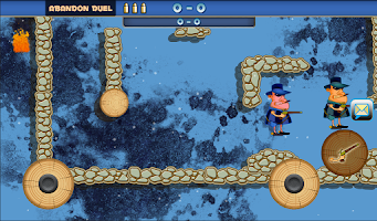 Screenshot of Dueling Maze Online
