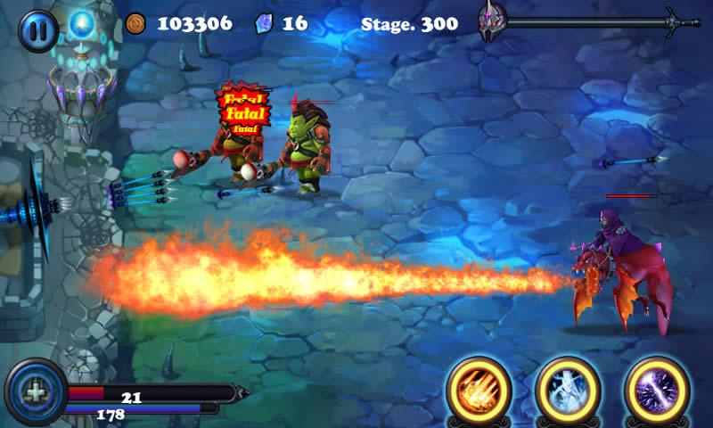 Defender II Screenshot 2