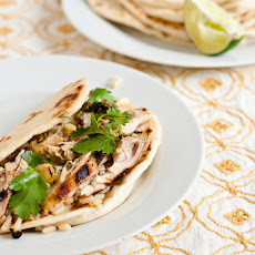 Tandoori Chicken Tacos
