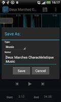 Screenshot of Ringdroid - Ringtone Maker