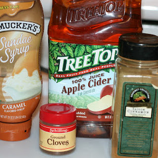 Quick and Easy Caramel Apple Cider CrockPot