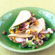 Black-Eyed Pea Tacos