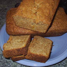 My Sister's Sweet Potato Bread