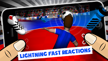 Screenshot of Soccer Headers