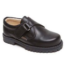 Step2wo Graham - Velcro School Shoe SHOES