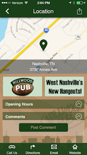 Hillwood Pub - screenshot
