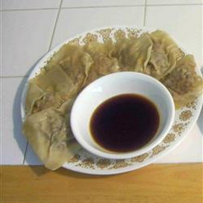 Beefy Chinese Dumplings